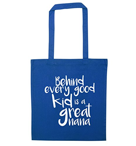 Blue there every good Behind tote nana great bag a is kid qUvxxF