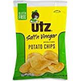 Utz Potato Chips (8 Bags) (Salt 'N Vinegar)