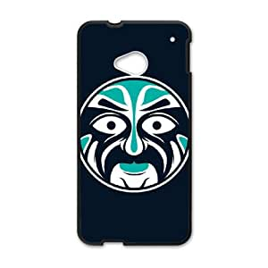 HTC One M7 Cell Phone Case Black Japanese face VWN Cell Phone Case Personalized 3D