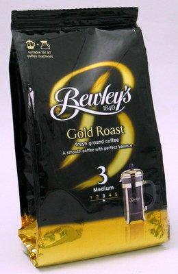 Bewley's Gold Roast Ground Coffee, 7 Ounce ()