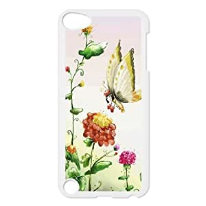 iPod Touch 5 Case White Autumn Has Arrived R4G2BD