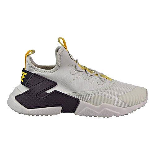 best service ac9e5 95d68 Galleon - NIKE Air Huarache Drift Lifestyle Mens Sneakers New (5 D(M) US,  Light Bone Vivid Sulfur)