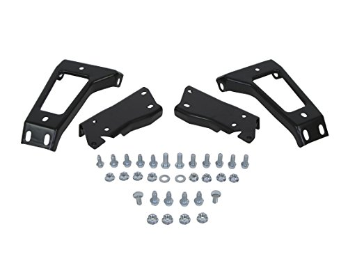 (Bundle Rear Bumper Mounting Inner Outer Bracket Brace Set 1999-2007 Silverado Sierra (heavy duty 2500HD 3500))