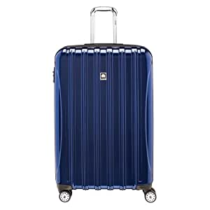 Delsey Luggage Helium Aero 29 Inch Expandable Spinner Trolley, One Size - Cobalt Blue