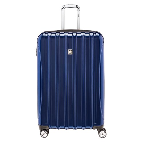 Delsey Luggage Helium Aero 29 Inch Expandable Spinner Trolley, One Size - Cobalt Blue by DELSEY Paris