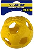 Turbo Kick Soccer Ball 6 Dog Toy Petsport by PetSport