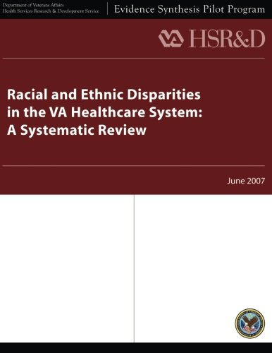 Download Racial and Ethnic Disparities in the VA Healthcare System: A Systematic Review ebook