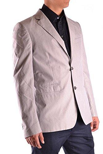 Mauro Grifoni Homme MCBI205001O Gris Coton Blazer