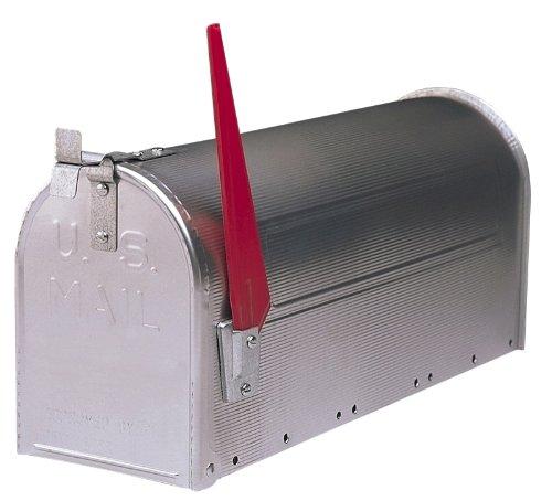 Arregui Buz/ón Exterior Americano Aluminio E-2101