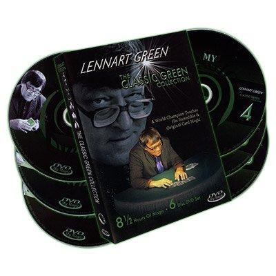 Lennart Green Classic Green Collection 6-Disc Set - DVD
