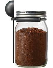 مشبك ملاعق قهوة من جاروير لبرطمانات ماسون ذات الفم العريض Wide-Mouth 82652