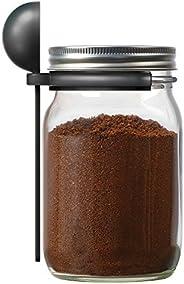 Jarware Clipe para colher de café para frascos de conserva de boca larga, 15 cm