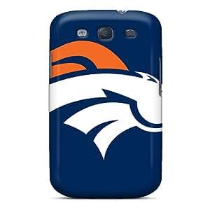 Samsung Galaxy S3 ZiL8795wUhl Support Personal Customs Attractive Denver Broncos Image Scratch Resistant Hard Phone Case -JamieBratt