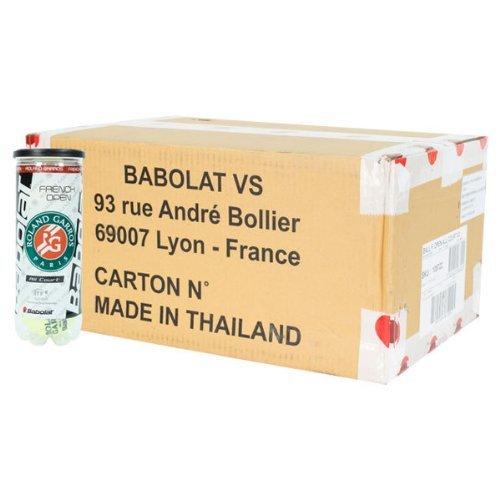 Babolat French Open All Court Roland Garros Tennis Ball Case (Babolat French Open All Court Tennis Balls)