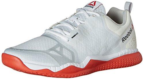 Training Zprint Black Shoe Reebok Train White Men's Red Steel Atomic 5Sw7vqt67