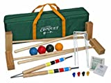 Sport 4 Player Croquet Set by Oakley Woods Croquet