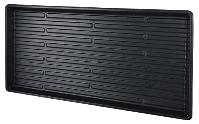 """Super Sprouter Short Germination Tray without Hole, 10"""" x 20"""""""