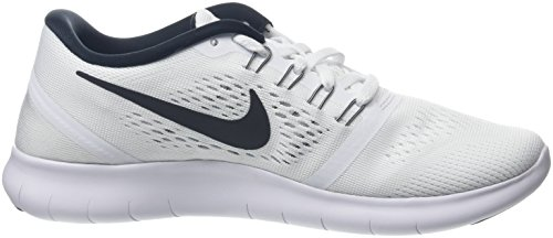 Black Run Free White Women's Nike Running White 6TPq4nwH