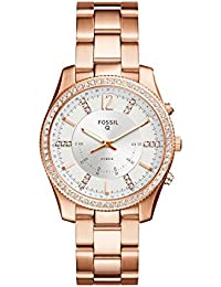 Hybrid Smartwatch - Q Scarlette Rose Gold-Tone Stainless Steel FTW5016
