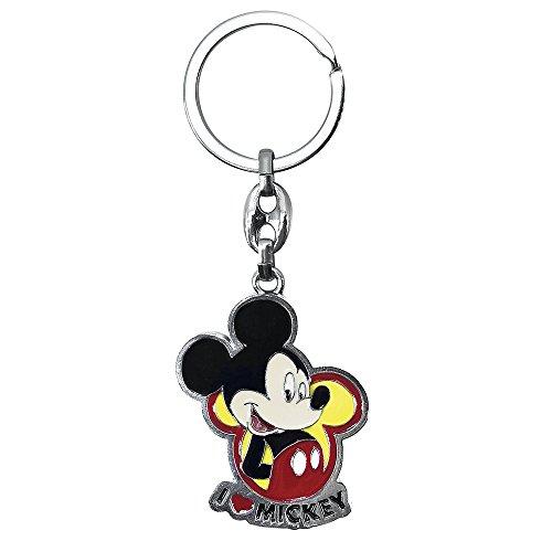Chaveiro Metal I Love Mickey - Disney