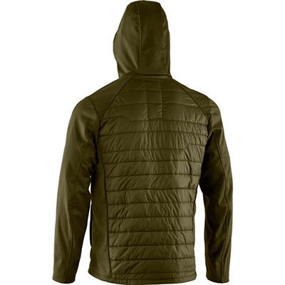 Under Armour Mens ColdGear Infrared Werewolf Jacket Small GREENHEAD by Under Armour (Image #1)