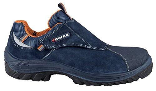 Cofra Perugia S3 SRC Paire de Chaussures de sécurité Taille 43 Bleu