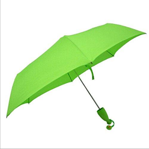 Amazon.com : Cute Umbrella And Banana Paraguas Rain Protection Windproof Folding Decoration Gift Dance Props : Garden & Outdoor