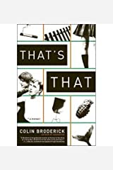 [ That's That - Greenlight By Broderick, Colin ( Author ) Paperback 2013 ] Paperback