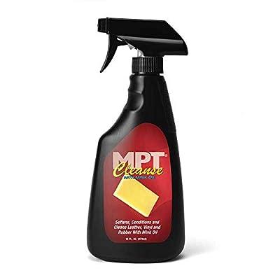 MPT MPT-155 Cleanse with Mink Oil - 16 fl. oz.: Automotive