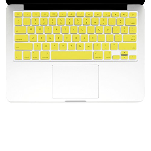 Unik Case - Silicone Keyboard Cover Skin for Macbook 13