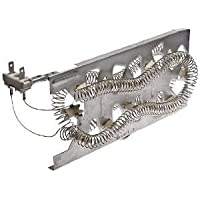 Edgewater Parts 3387747 Heating Element 80003 For Kenmore and Whirlpool Dryer