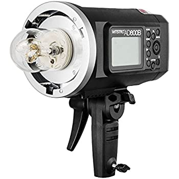 Godox Witstro Adb Bowens Mount Ws Ttl High Speed Sync Outdoor Flash Strobe Light With Mah Battery Provide  Full Power Flashes Recycle In