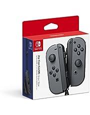 Nintendo Switch Joy-Con Controllers (L -R) - Grey