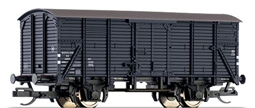 Tillig ティリッヒ 17135 TT 1/120 屋根付き貨車