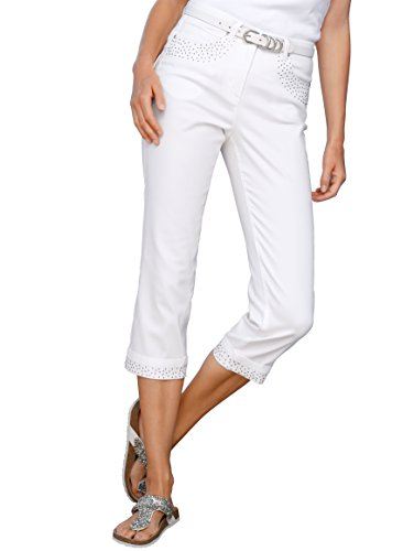 Damen 7/8 Hose Paola straight 20 by Paola