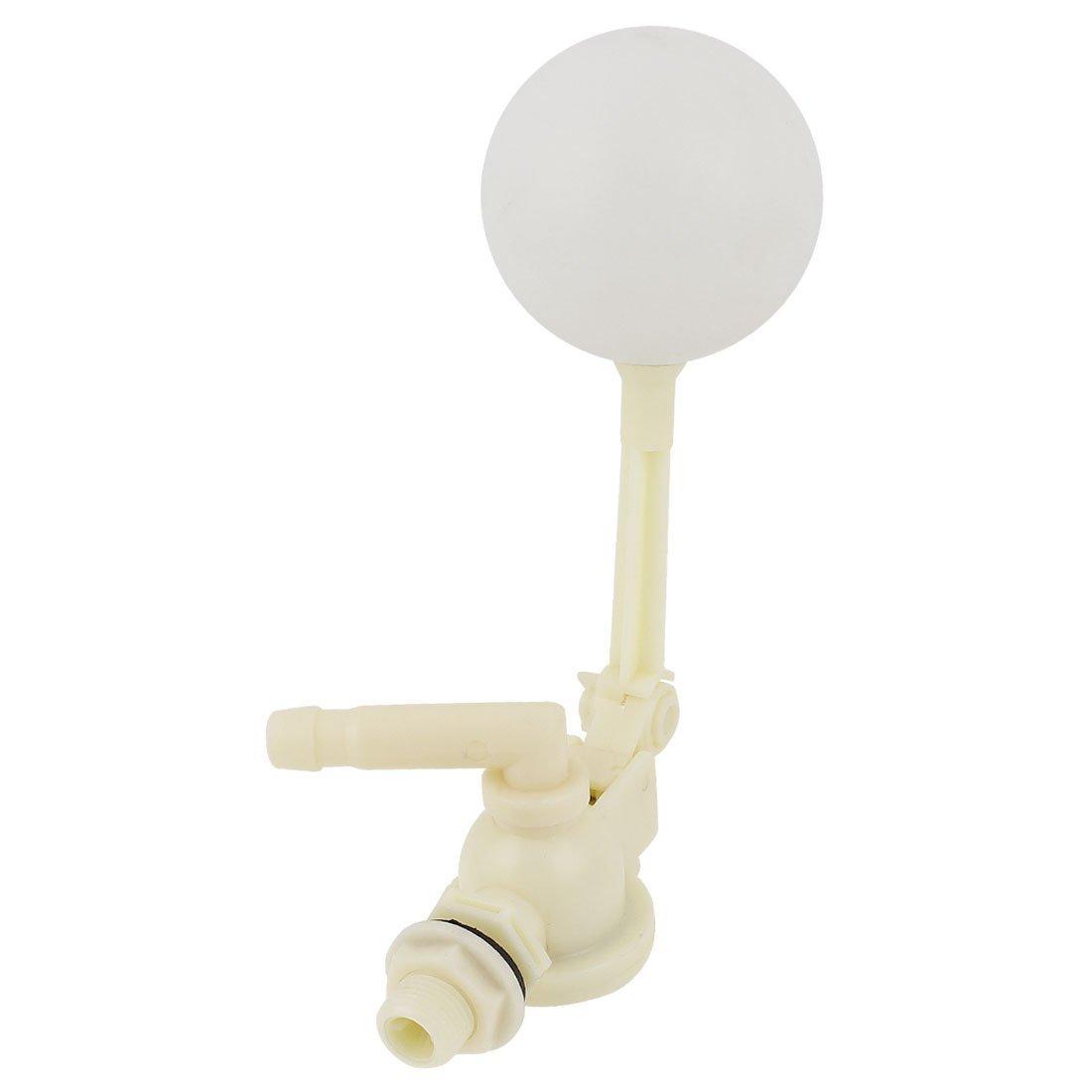2BSP Kunststoff automatische F/üllen Schwimmerventil f/ür Wassertank DN15CH 1