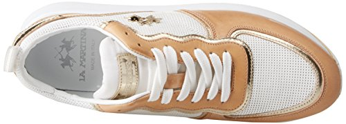 La Marrone camel Martina Baskets Sneaker Femme 4xnU4Hq