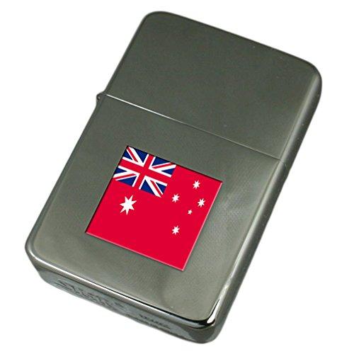Engraved Lighter Red Ensign Militairy Australian Flag