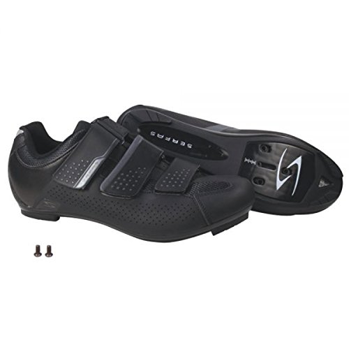 り破壊的な好むSerfasメンズPaceline 3-strap Road Cycling Shoe – smr-401b