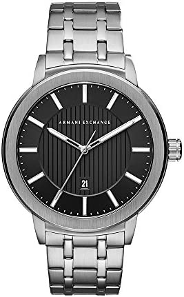 Armani Exchange Street Silver AX1455 product image