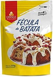 Fécula de Batata Grings 200g