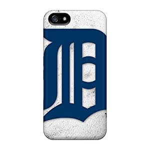 Detroit Tigers Case Compatible With Case For Iphone 5/5S Cover Hot Protection Case