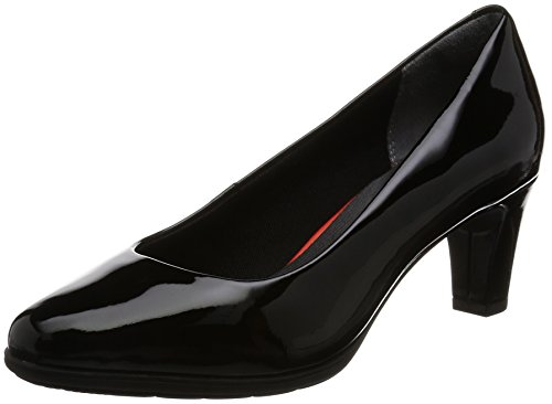Negro Tacones Total Mujer Rockport Melora Motion wYXqW8g