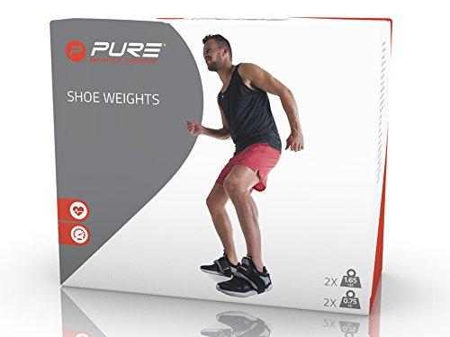 Pure2Improve p2i100130peso Unisex, negro/gris