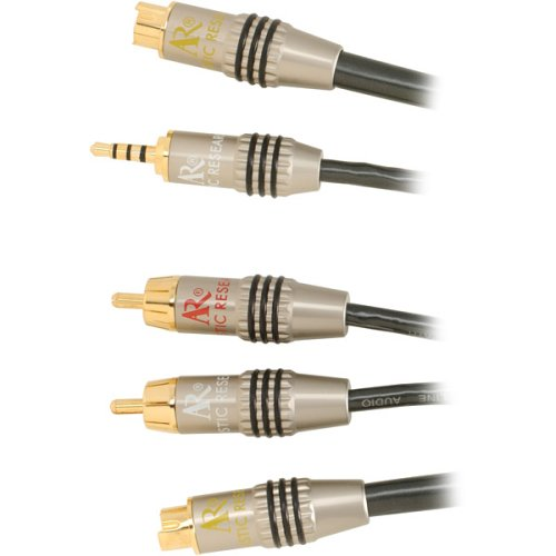 Performance Series S-video - Acoustic Research PR-129 Pro II Series S-video Camcorder Cable (Discontinued by Manufacturer)