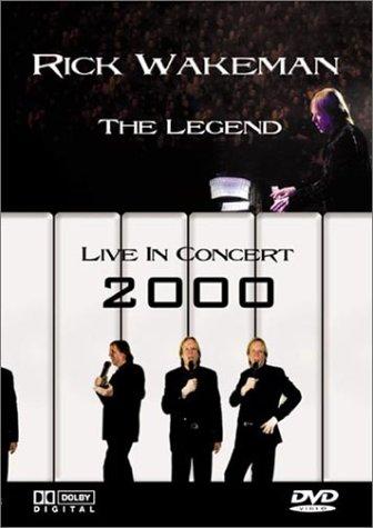 Rick WakemanLEGEND / Live In Concert [DVD] [Import] B000069HY1