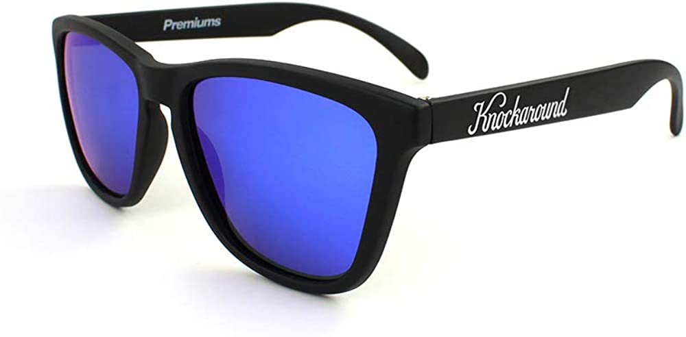 Knockaround Classics Polarized Sunglasses For Men & Women, Full UV400 Protection