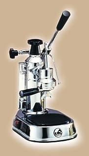La Pavoni Professional - Cafetera de espresso manual, color plateado: Amazon.es: Hogar