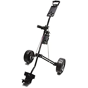 ProActive Sports Fairway Flyer 402 Golf Push Cart (Black) from ProActive Sports