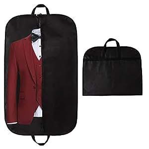 Amazon.com: STEVOY - Bolsa para ropa de viaje, transpirable ...
